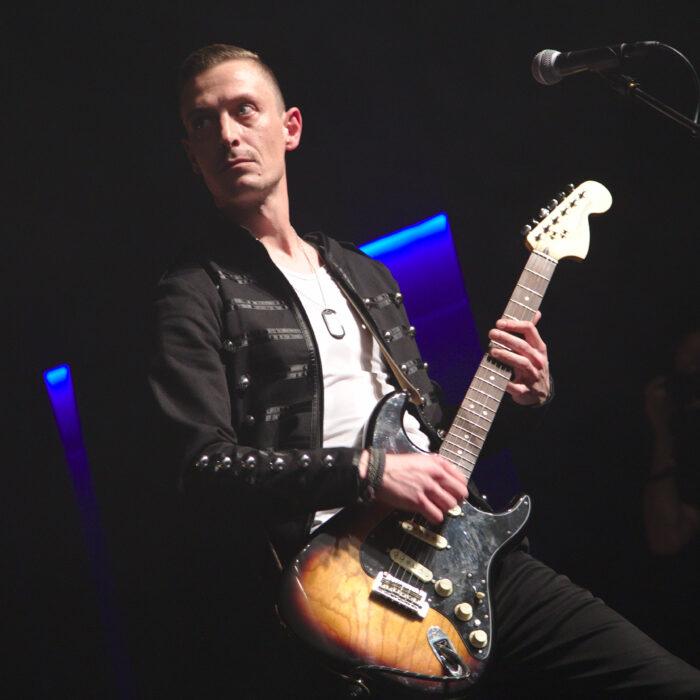 Tomas - Guitar & Backing Vocals